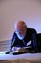 Writer Robert Stone reads at Tulane