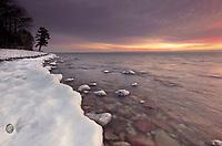 Winter Pastels, Shelter Bay