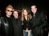 21 Nov 2005, Montreal (Qc) Canada<br /> Luc Plamondon<br /> Inconnu - Unknown<br /> Ima<br /> Garou<br /> lancement du 2ieme CD de Corneille ; Les marchands de reves<br /> Launch of Corneille's second CD ; Les marchands de reves<br /> Salle Del Arte, Montreal<br /> <br /> Photo : (c) 2005 Pierre Roussel
