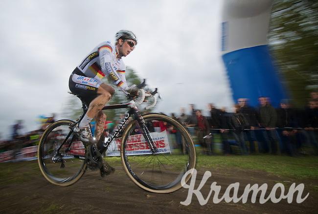 Koppenbergcross 2013<br /> <br /> Philipp Walsleben (DEU)