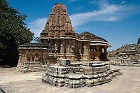Sas Bahu Tempel in Nagada bei Udaipur (Rajasthan)