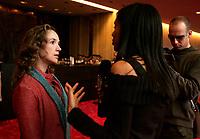 April 3rd 2006, Montreal (QC) CANADA<br />Jorane, Premiere Un Dimanche a Kigali<br />Photo : (c) 2006 Pierre Roussel / Images Distribution