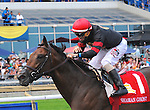 Shaman Ghost at the Queen's Plate at Woodbine Race Course in Toronto on July, 05, 2015.