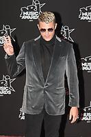 DJ Snake arrive sur le Tapis Rouge / Red Carpet avant la Ceremonie des 19 EME NRJ MUSIC AWARDS 2017, Palais des Festivals et des Congres, Cannes Sud de la France, samedi 4 novembre 2017.