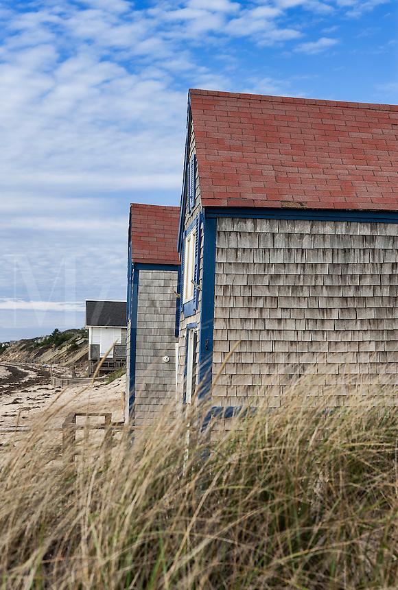 Simple beach cottage, Truro, Cape Cod, Massachusetts, USA