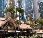 Lau Pa Sat Market 01 - Lau Pa Sat Market food centre, Boon Tat St, Singapore