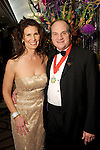 Rachel Dragony and Erik Walser at the 20th San Luis Salute Friday Feb. 05, 2016.(Dave Rossman photo)