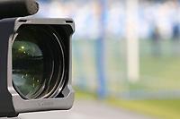 TV Camera <br /> Napoli 09-02-2020 Stadio San Paolo <br /> Football Serie A 2019/2020 SSC Napoli - US Lecce<br /> Photo Cesare Purini / Insidefoto