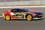 John Edwards (9) in action during the Continental Tire Challenge race at the Circuit of the Americas race track in Austin,Texas...