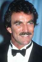 Tom Selleck 1980, Photo By John Barrett/PHOTOlink