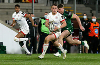 Friday 23rd April 2021; James Hume during the first round of the Guinness PRO14 Rainbow Cup between Ulster Rugby and Connacht Rugby at Kingspan Stadium, Ravenhill Park, Belfast, Northern Ireland. Photo by John Dickson/Dicksondigital