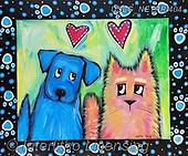 Nettie,REALISTIC ANIMALS, REALISTISCHE TIERE, ANIMALES REALISTICOS, paintings+++++,USLGNETPRI404,#a#, EVERYDAY