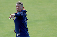 Peter Siddle of Essex warms up prior to Essex CCC vs Nottinghamshire CCC, LV Insurance County Championship Group 1 Cricket at The Cloudfm County Ground on 5th June 2021