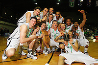 090825 International Basketball - NZ Tall Blacks v Australian Boomers