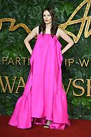Roksanda Ilincic<br /> arriving for The Fashion Awards 2018 at the Royal Albert Hall, London<br /> <br /> ©Ash Knotek  D3466  10/12/2018