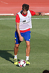 Spanish Javi Martinez during the first training of the concentration of Spanish football team at Ciudad del Futbol de Las Rozas before the qualifying for the Russia world cup in 2017 August 29, 2016. (ALTERPHOTOS/Rodrigo Jimenez)