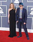 Diana Krall and Elvis Costello attends The 54th Annual GRAMMY Awards held at The Staples Center in Los Angeles, California on February 12,2012                                                                               © 2012 DVS / Hollywood Press Agency