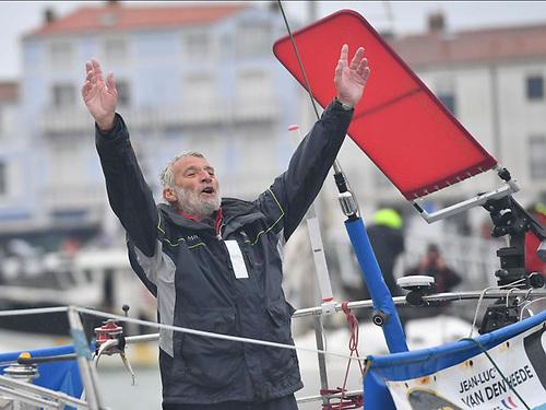 Blue Water Medal Winner Jean-Luc Van Den Heede