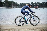 Puck Pieterse (NED/Alpecin-Fenix)<br /> <br /> Women's elite Race <br /> Zilvermeercross Mol (BEL) 2021<br /> <br /> ©Kramon