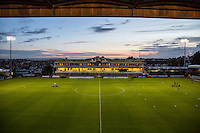 General view of the Memorial Stadium during the Johnstone's Paint Trophy match between Bristol Rovers and Wycombe Wanderers at the Memorial Stadium, Bristol, England on 6 October 2015. Photo by Andy Rowland.