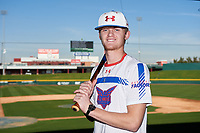 Jackie Zebron during the Under Armour All-America Tournament powered by Baseball Factory on January 17, 2020 at Sloan Park in Mesa, Arizona.  (Zachary Lucy/Four Seam Images)
