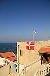 Israel, Jaffa, the Greek Orthodox St. Michael's Church