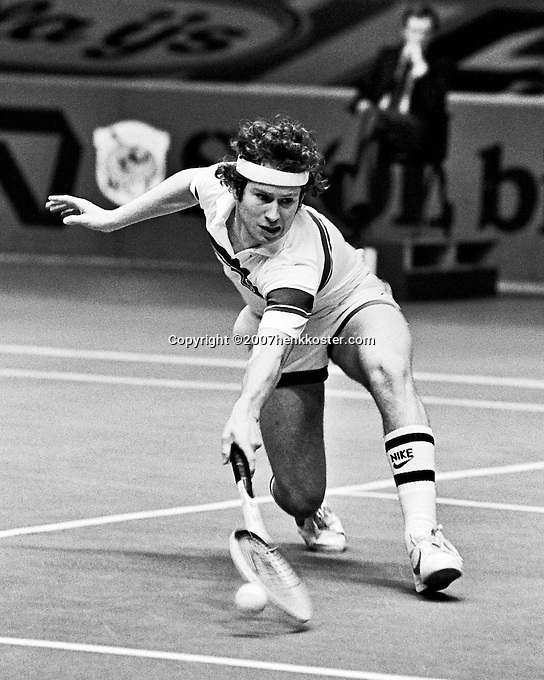 1979, ABN Tennis Toernooi, John MsEnroe