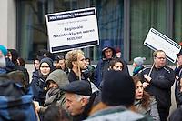 Demonstration zum Jahrestag der Enttarnung des NSU<br />Ca. 800 Menschen zogen am Samstag den 2. November 2013 mit einer Demonstration anlaesslich der Enttarnung des NSU in Gedenken an die NSU-Opfer durch Berlin.<br />2.11.2013, Berlin<br />Copyright: Christian-Ditsch.de<br />[Inhaltsveraendernde Manipulation des Fotos nur nach ausdruecklicher Genehmigung des Fotografen. Vereinbarungen ueber Abtretung von Persoenlichkeitsrechten/Model Release der abgebildeten Person/Personen liegen nicht vor. NO MODEL RELEASE! Don't publish without copyright Christian-Ditsch.de, Veroeffentlichung nur mit Fotografennennung, sowie gegen Honorar, MwSt. und Beleg. Konto:, I N G - D i B a, IBAN DE58500105175400192269, BIC INGDDEFFXXX, Kontakt: post@christian-ditsch.de<br />Urhebervermerk wird gemaess Paragraph 13 UHG verlangt.]