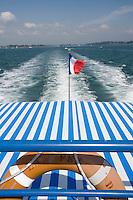 Europe/France/Bretagne/56/Morbihan/Golfe du Morbihan : Croisière sur le Golfe