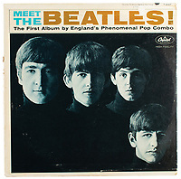 Beatles album with messages from the Fab Four to George Harrison's sister