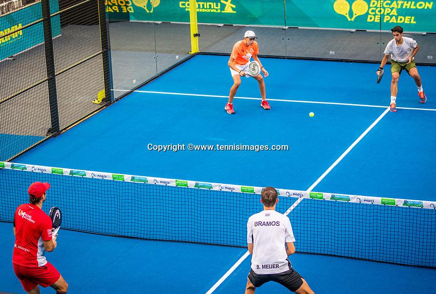 Utrecht, The Netherlands,  September 5, 2021,  Jaarbeurs, Decathlon Copa de Padel,<br /> Photo: Tennisimages/Henk Koster