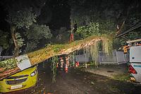 22/12/2020 - CHUVA CAUSA ESTRAGOS NO RIO DE JANEIRO