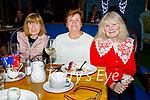 Enjoying the evening in Molly J's on Thursday, l to r: Hannah Hennessey, Nora Crean from Camp and Helen O'Hara.