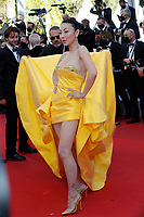 """CANNES, FRANCE - JULY 13: Jessica Wang at the """"Aline, The Voice Of Love"""" screening during the 74th annual Cannes Film Festival on July 13, 2021 in Cannes, France. <br /> CAP/GOL<br /> ©GOL/Capital Pictures"""