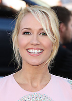 HOLLYWOOD, LOS ANGELES, CA, USA - JUNE 17: Actress Anna Camp arrives at the Los Angeles Premiere Of HBO's 'True Blood' Season 7 held at the TCL Chinese Theatre on June 17, 2014 in Hollywood, Los Angeles, California, United States. (Photo by Xavier Collin/Celebrity Monitor)
