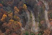 W Road on Signal Mountain