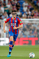 Sam Woods of Crystal Palace in action during the Carabao Cup 2nd round match between Crystal Palace and Colchester United at Selhurst Park, London, England on 27 August 2019. Photo by Carlton Myrie / PRiME Media Images.