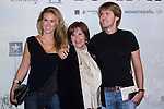 08.10.2012. Celebrities attend the premiere of Kinepolis Cinema in Madrid of the movie 'The Impossible'. Directed by Juan Antonio Bayona and starring by  Naomi Watts and Tom Holland. In the image Rocio Tucco, Concha Velasco and Manuel Marso  Velasco (Alterphotos/Marta Gonzalez)