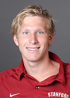 STANFORD, CA - AUGUST 31:  Jacob Smith of the Stanford Cardinal during water polo picture day on August 31, 2009 in Stanford, California.