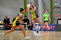 National Netball League - Central Manawa v Northern Marvels at ASB Sports Centre, <br />