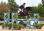 12 July 2009: Matthew Bryner riding Bold Discovery during the showjumping phase of the CIC 2* Maui Jim Horse Trials at Lamplight Equestrian Center in Wayne, Illinois.