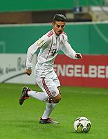 06.02.2018, Football DFB Pokal 2017/2018,   SC Paderborn 07 - FC Bayern Muenchen, in Benteler-Arena Paderborn. James Rodriguez (Bayern Muenchen)  *** Local Caption *** © pixathlon<br /> <br /> +++ NED + SUI out !!! +++<br /> Contact: +49-40-22 63 02 60 , info@pixathlon.de
