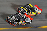 Feb 13, 2009; 8:29:23 PM; Daytona Beach, FL, USA; NASCAR Camping World Truck Series race of the NextEra Energy Resources 250 at Daytona International Speedway.  Mandatory Credit: (thesportswire.net)