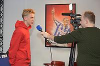 VOETBAL: HEERENVEEN: 30-01-2019, SC Heerenveen, nieuwe speler Dennis Johnsen (NOR), ©foto Martin de Jong