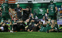 27th December 2020 | Connacht  vs Ulster <br /> <br /> Jordi Murphy scores for Ulster during the Guinness PRO14 match between Connacht and Ulster at The Sportsground in Galway. Photo by John Dickson/Dicksondigital