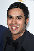 Kunal Nayyar<br /> in the winners room at the 2016 BAFTA TV Awards, Royal Festival Hall, London<br /> <br /> <br /> ©Ash Knotek  D3115 8/05/2016