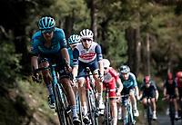 Jakob Fuglsang (DEN/Astana - Premier Tech) in the descent of the Col de Beixalis<br /> <br /> Stage 15 from Céret to Andorra la Vella (191km)<br /> 108th Tour de France 2021 (2.UWT)<br /> <br /> ©kramon