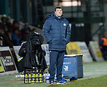 Ross County v St Johnstone…27.12.17…  Global Energy Stadium…  SPFL<br />Saints boss Tommy Wright<br />Picture by Graeme Hart. <br />Copyright Perthshire Picture Agency<br />Tel: 01738 623350  Mobile: 07990 594431