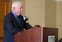 Doug Kelly during Bay Area College Football Media Day/Luncheon at the Hotel Nikko in San Franciscofor Kraft Flight Hunger Bowl on July 30.2012. ( Photo by Norbert von der Groeben ) .