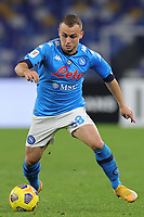 Stanislav Lobotka of SSC Napoli during the Italy Cup football match between SSC Napoli and Empoli FC at stadio Diego Armando Maradona in Napoli (Italy), January 13, 2021. <br /> Photo Cesare Purini / Insidefoto